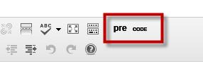 кнопки подсветка синтаксиса