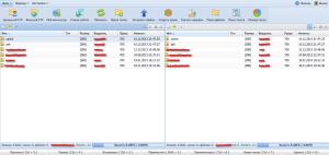 Встроенный файловый менеджер